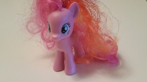 """This one is my daughter's. I have no idea what her """"pony name"""" is."""